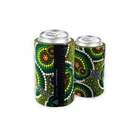 DRINK COOLER, C.J. DOT GREEN