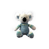 KNIT & PLUSH KOALA BOY BLUE