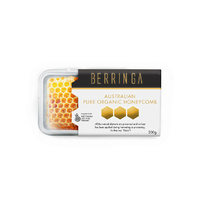 BERRINGA ORGANIC HONEYCOMB 200GM