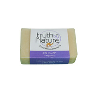 3 IN 1 CAMEL MILK AND HEMP OIL SOAP